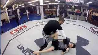Скачать MMA Ground And Pound Tutorial Coach Firas Zahabi