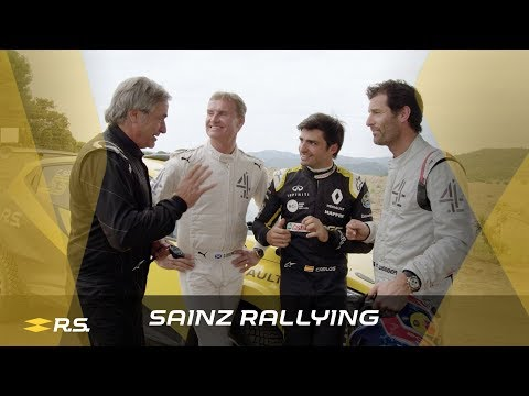 Sainz Rallying