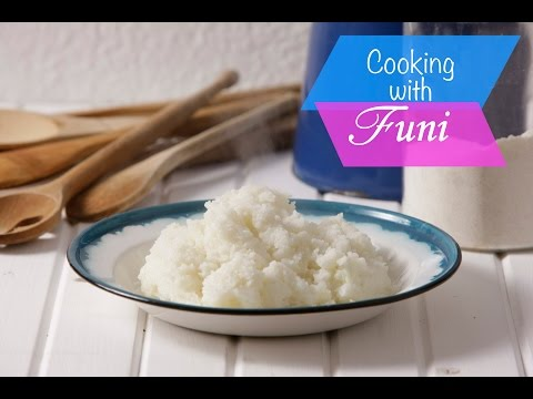 How to make Mielie Pap