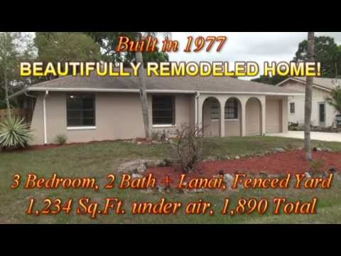 18540 Tampa Road, San Carlos Park, Fort Myers, FL - Finished Video