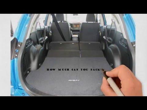 Rav4 Cargo Space