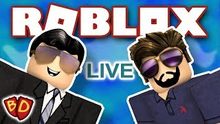 🔴 Roblox Live | Icebreaker and Wild Revolvers | Ben and Dad