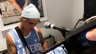 Justin Bieber Recent IG Live 30/09/2020.