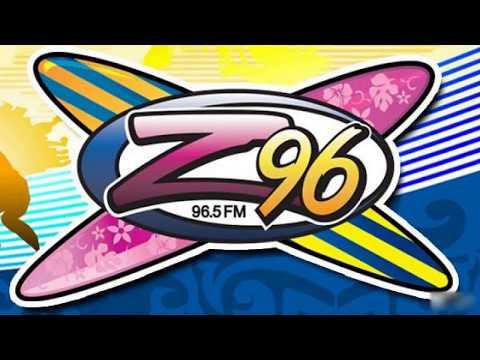 Z100 Logo Z96 WZNS Fort Walton Beach, Florida Radio Jingles and Imaging