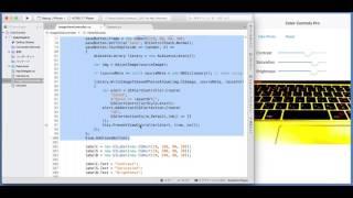 Xamarin Live Player ColorControl Sample thumbnail