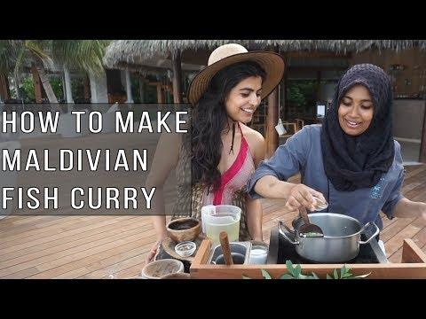 How To Make Maldivian Fish Curry