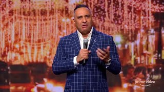 Russell Peters Wanted to be SLIM