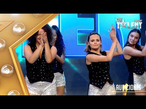 Las chicas de SOBRE CHAPAS bailaron TAP pero no pudo ser
