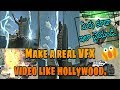 Make VFX Videos Like Hollywood|Amazing Application For Cinematic Magic Effects|(In Telugu).