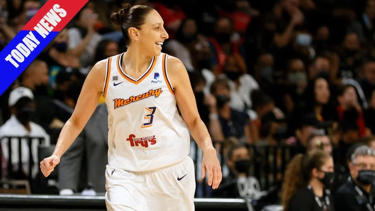 Diana Taurasi voted by fans as WNBA's greatest player of all-time