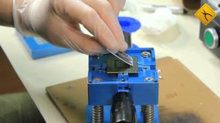 Juego para reballing ACHI LP-56 — Video revista