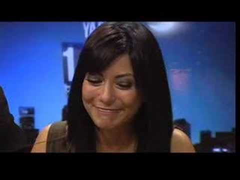 Marisol Nichols Interview Part 1 - YouTube