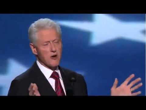 Nhà hùng biện (Bill Clinton full DNC Speech 2012)