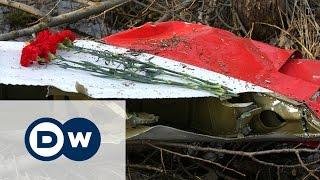 Авиакатастрофа под Смоленском: Польша начинает новое расследование(Новые власти в Варшаве недовольны итогами проведенных ранее расследований. Другие видео DW на сайте http://dw.com/..., 2016-02-05T17:51:35.000Z)