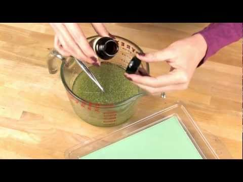 Make Exfoliating Melt And Pour Soap