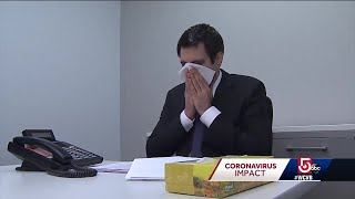 Seasonal allergies or COVID-19? Doctor explains differences