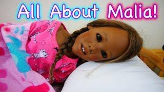 Silicone Baby Big Sister Malia's