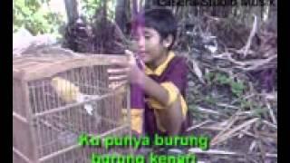 Lagu anak Indonesia-Burung Kenari-Amar Jaya Nusantara-Temanggung- Hp 085228142403-YouTube