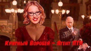 Красный воробей — ТРЭШ-ТРЕЙЛЕР / Предвыборная Агитация ( Собчаук , Путин , Жириновский )