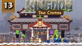Kingdom Two Crowns - Shogun Campaign - Part 13