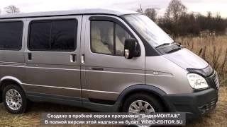 Тюнинг салона микроавтобуса ГАЗ СОБОЛЬ