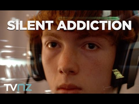 TVNZ SUNDAY: Silent Addiction - Segment on Video Game Addiction