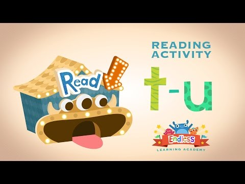Endless Reader T-U