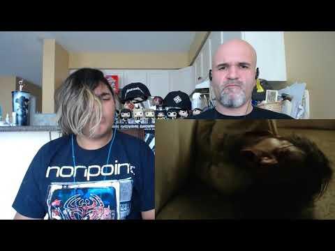Machine Head - Catharsis REACTION!!!