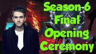 2016 league of legends world championship finals opening ceremony zedd   ignite