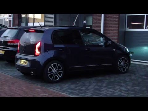 vw up exhaust sound sportauspuff echappement take off www. Black Bedroom Furniture Sets. Home Design Ideas