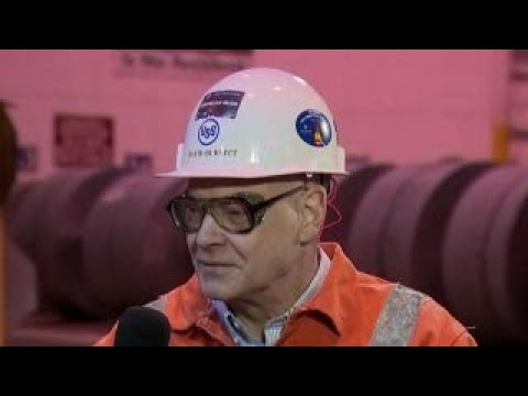U.S. Steel CEO: We're Hiring All The Time