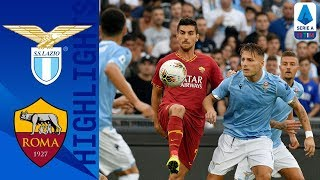 Lazio 1-1 Roma | Luis Alberto Strike Rules Out Early Roma Penalty! | Serie A