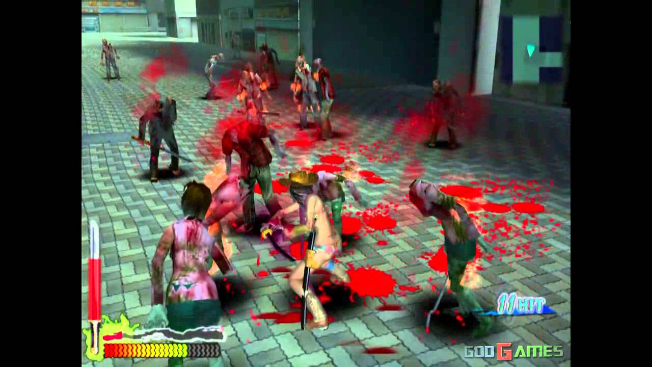 Zombie Zone Gameplay Ps2 Hd 720p Pcsx2 Youtube
