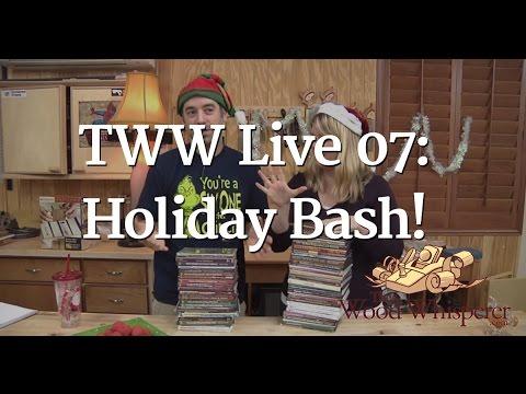 TWW Live 07 - Holiday Bash!