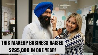 Starting a Makeup Business & Raising $295,000 In One Year w/ Sahi Cosmetics