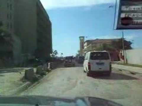 Driving In Luanda