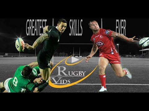 Rugby | Greatest Skills Ever | 1080 p