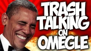 "OMEGLE: TRASH TALKING WITH THE #GOONSQUAD!! ""OMEGLE FUNNY MOMENTS"""