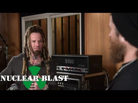 MACHINE HEAD - Logan Mader About 'Burn My Eyes' (OFFICIAL INTERVIEW)