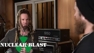 MACHINE HEAD – Logan Mader About 'Burn My Eyes' (OFFICIAL INTERVIEW)