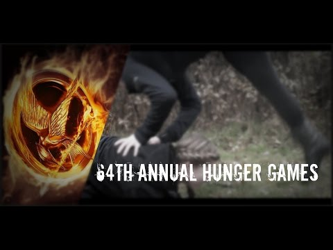 64th Annual Hunger Games (Cashmere)