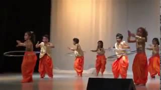 Anushree's 1st dance performance