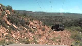 Offroading, Verde Valley, No Name Club, Clarksdale to Perkinsville Train