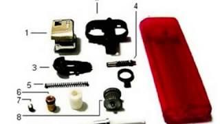 Как сделать мотоцикл из двух зажигалок(Авторское видео с сайта www.smotrikak.ru., 2011-01-19T10:14:29.000Z)