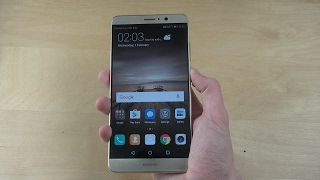 Huawei Mate 9 - Unboxing!