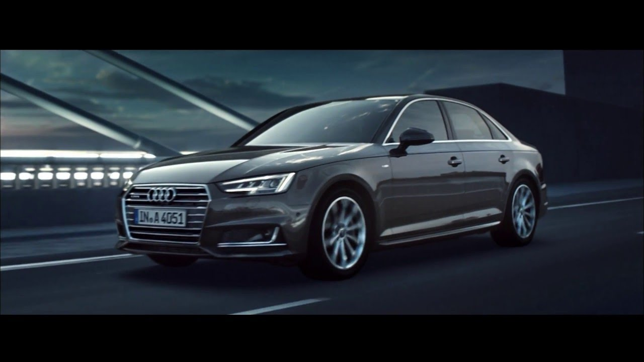 Audi A4 2016 Commercial Korea 아우디 A4 광고