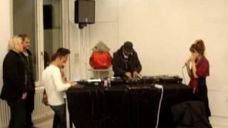 Poetry DJ Workshop Lab with Rayl Patzak in Berlin