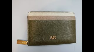 MICHAEL KORS Small  Leather Wa…