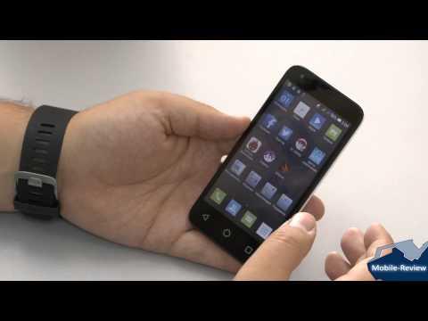 Видеообзор Alcatel Pixi 3