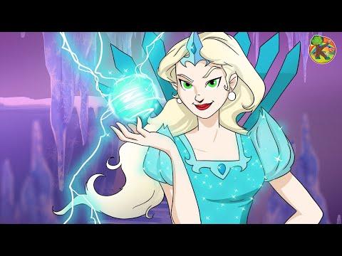 Снежная королева ❄️ Сказки про фей 14 серия | KONDOSAN На русском смотреть сказки для детей